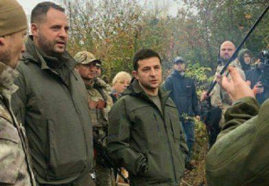 Дешифрування заяви Зеленського про бої на Донбасі