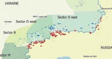 Рашисти зі своєї території понад 150 разів обстріляли Україну влітку 2014 року
