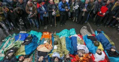 Колишні поплічники Януковича розгорнули бурхливу діяльність із дискредитації подій 2013–14 років
