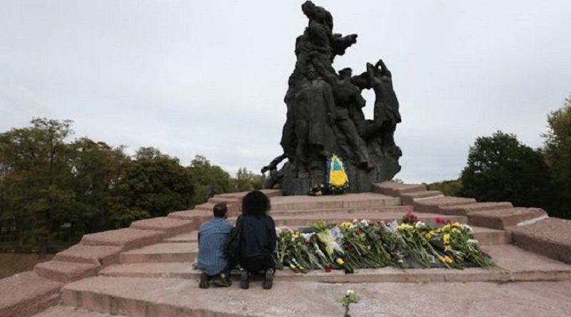 Українці та євреї об'єдналися проти приватного російського проєкту в Бабиному Яру