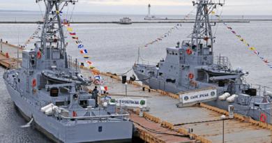 Україна закупить американське озброєння для своїх патрульних катерів
