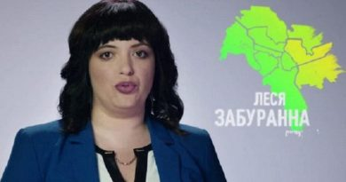Лесю Забуранну викрили на афері з квартирами на Позняках