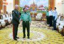 Російському чиновнику сподобався парад у М'янмі, поєднаний з масовим вбивством